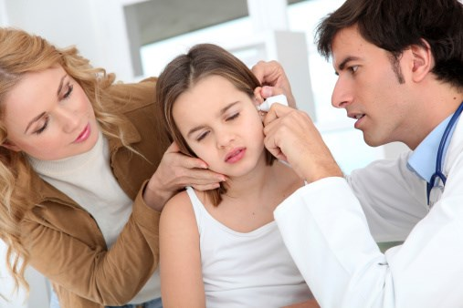 Otitis-Prone Children Characterized By Differential Gene Expression in Both Healthy and Acute Otitis Media States