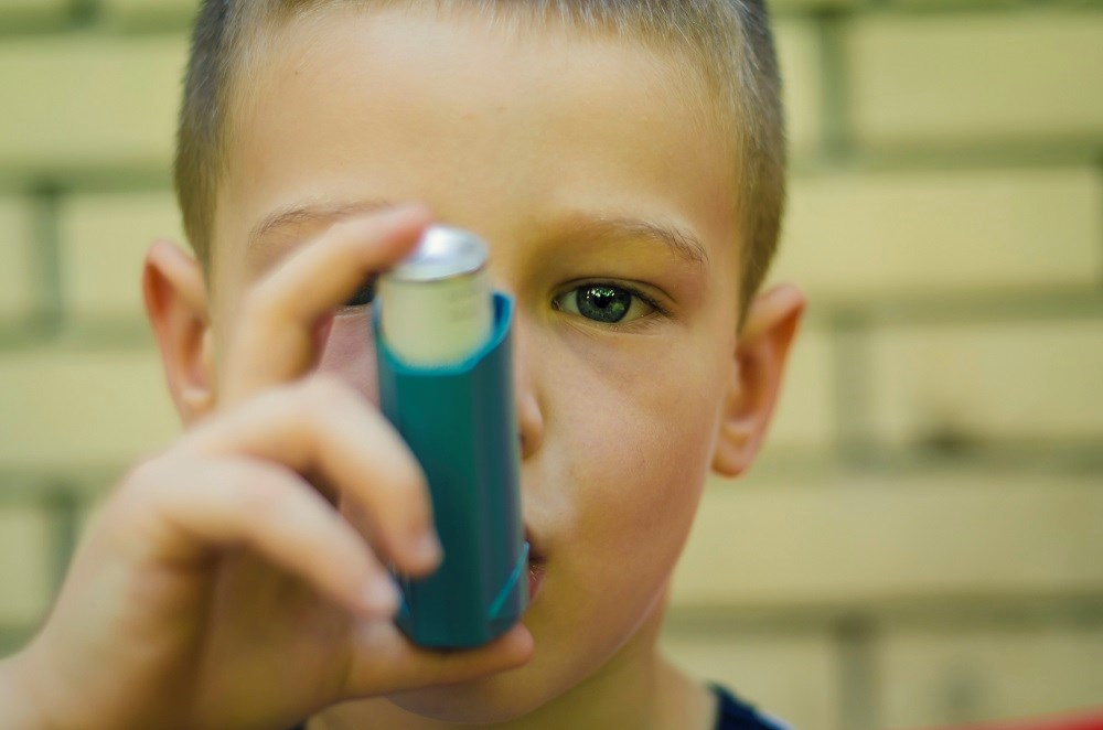 Inhaled corticosteroids was also not significantly associated with the risk of pharyngitis, otitis media, or sinusitis.