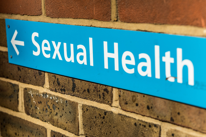 Lower Use of STD Services in Young Adults Due to