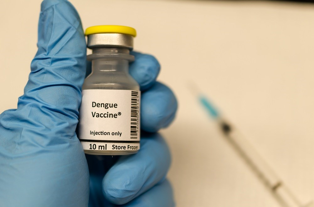 Second Dose of Tetravalent Dengue Vaccine Candidate Shows Enhanced Immunogenicity