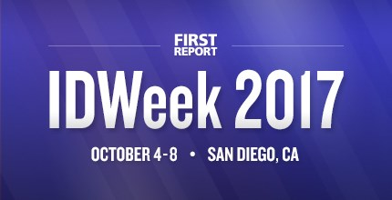 Stay with <i>Infectious Disease Advisor</i> for live coverage from IDWeek 2017.