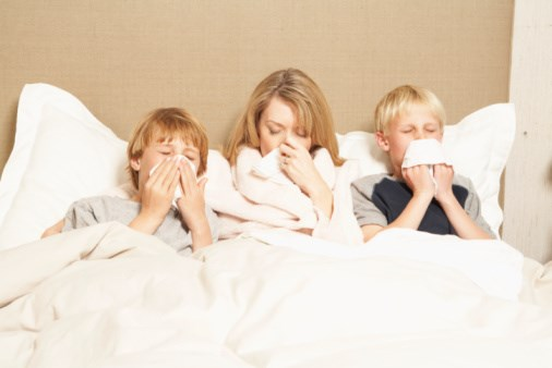 EV-D68 infection increased the likelihood of children having difficulty breathing (odds ratio [OR], 3).
