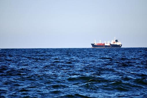 Fall On Board Merchant Ship (V93.30X)