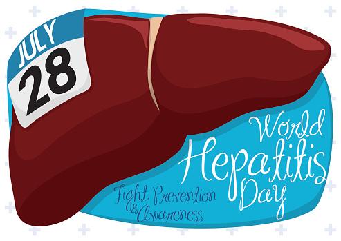 World Hepatitis Day is July 28