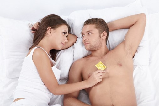 Time Between Sexual Partnerships Associated With STI Risk
