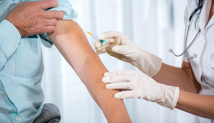 Experimental HZ Subunit Vaccine Studied in Older Adults
