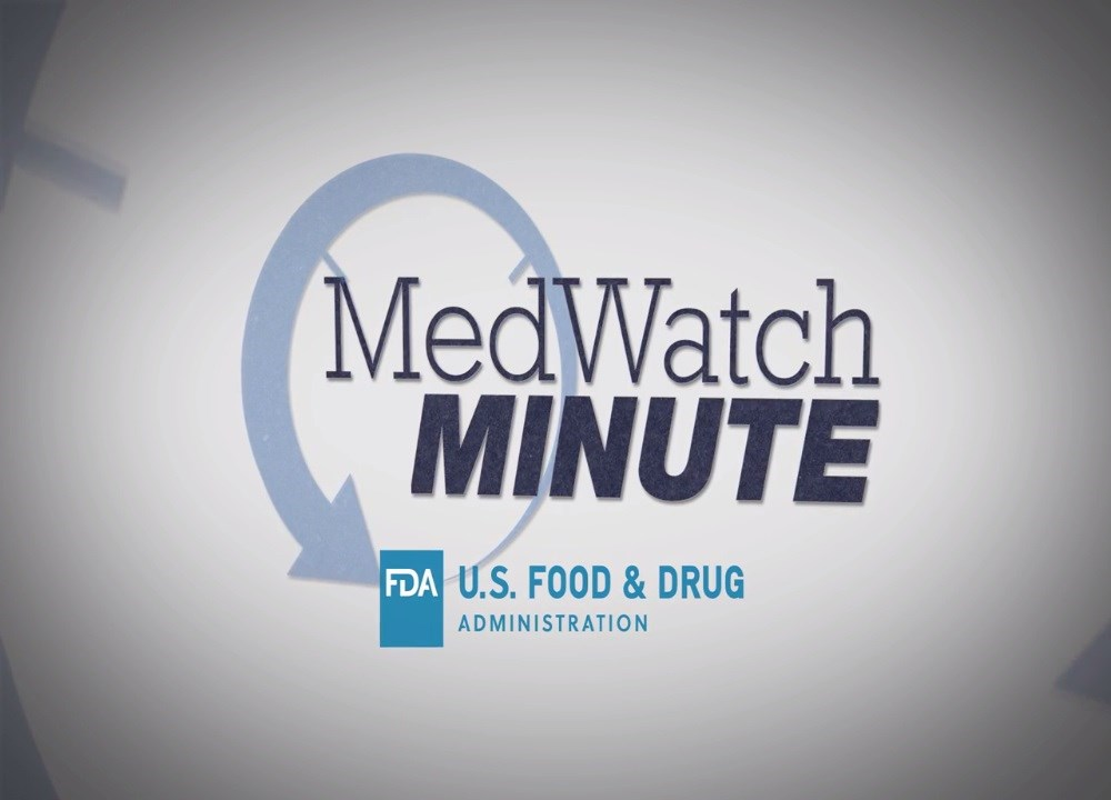 Report Adverse Events and Medical Products Problems to the FDA Using MedWatch Minute