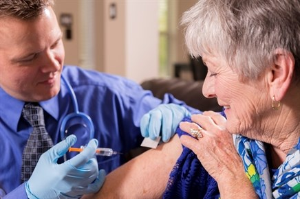 Provider-demanded flu testing less likely in elderly patients