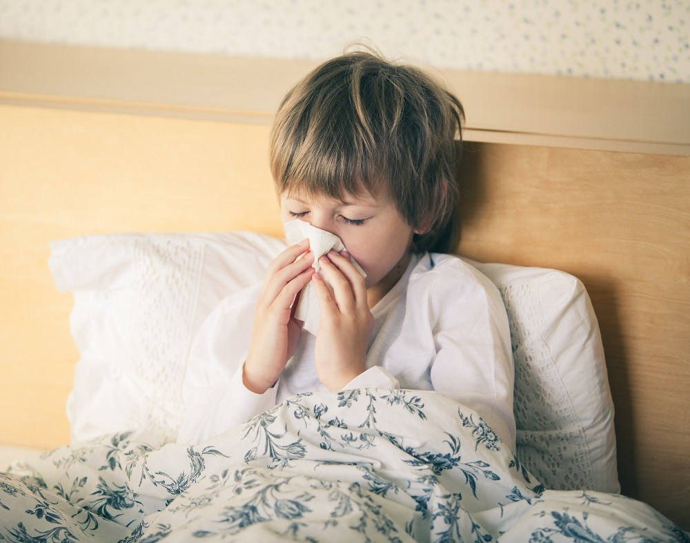 Prenatal vitamin D may increase pediatric allergic rhinitis risk