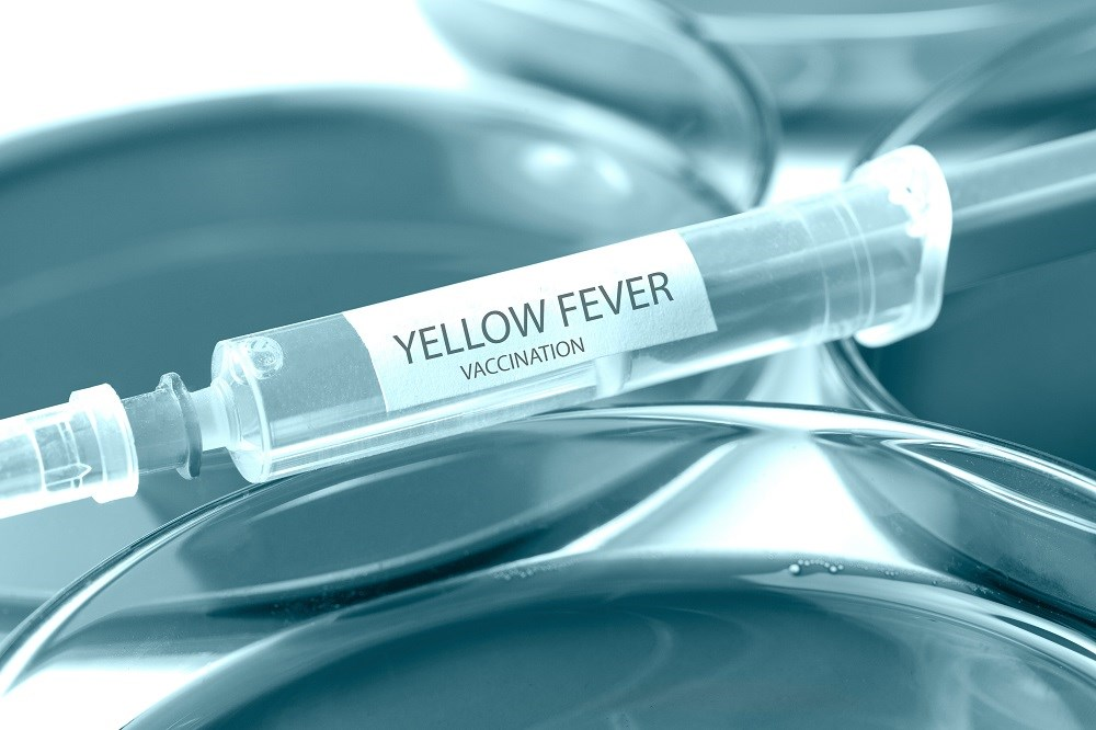 Fractional Yellow Fever Vaccine Dose Protective for 10 Years