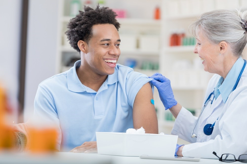 Influenza Vaccine Effectiveness Enhanced With Positive Mood