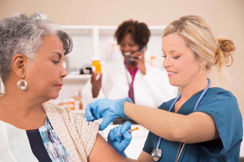 Annual vaccination found to lessen flu severity, hospitalizations, and death among the elderly.