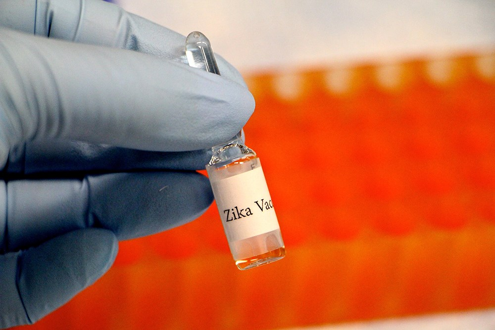 Results of early Zika virus vaccine trials are promising.