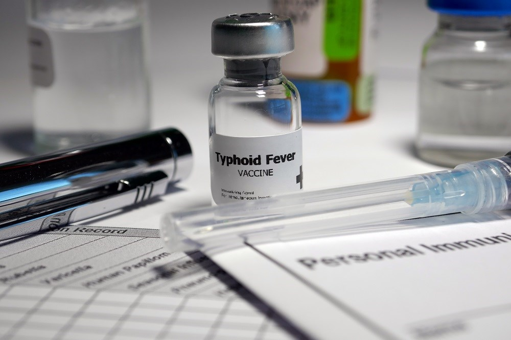 WHO Issues Position Paper for Typhoid Fever Vaccine