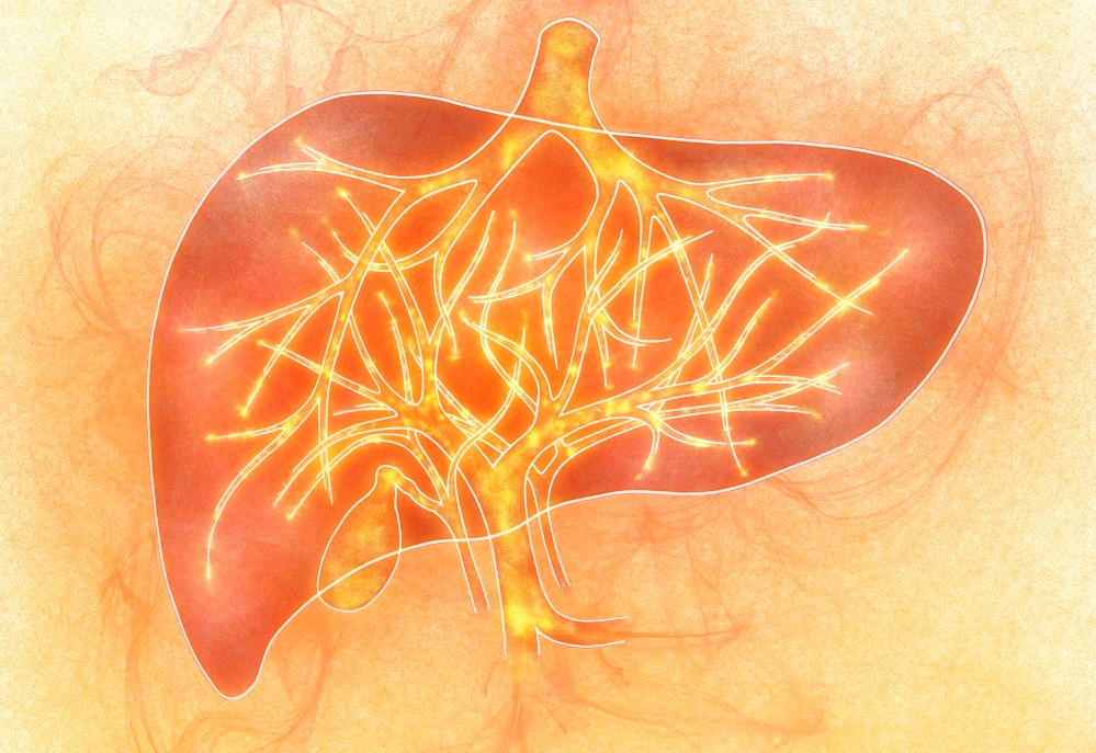 The risk for cirrhosis was no different between the community and hospital cohorts.