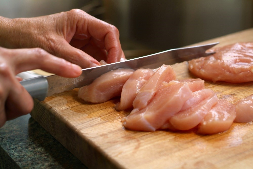 CDC Warns of Salmonella Illnesses Linked to Raw Chicken