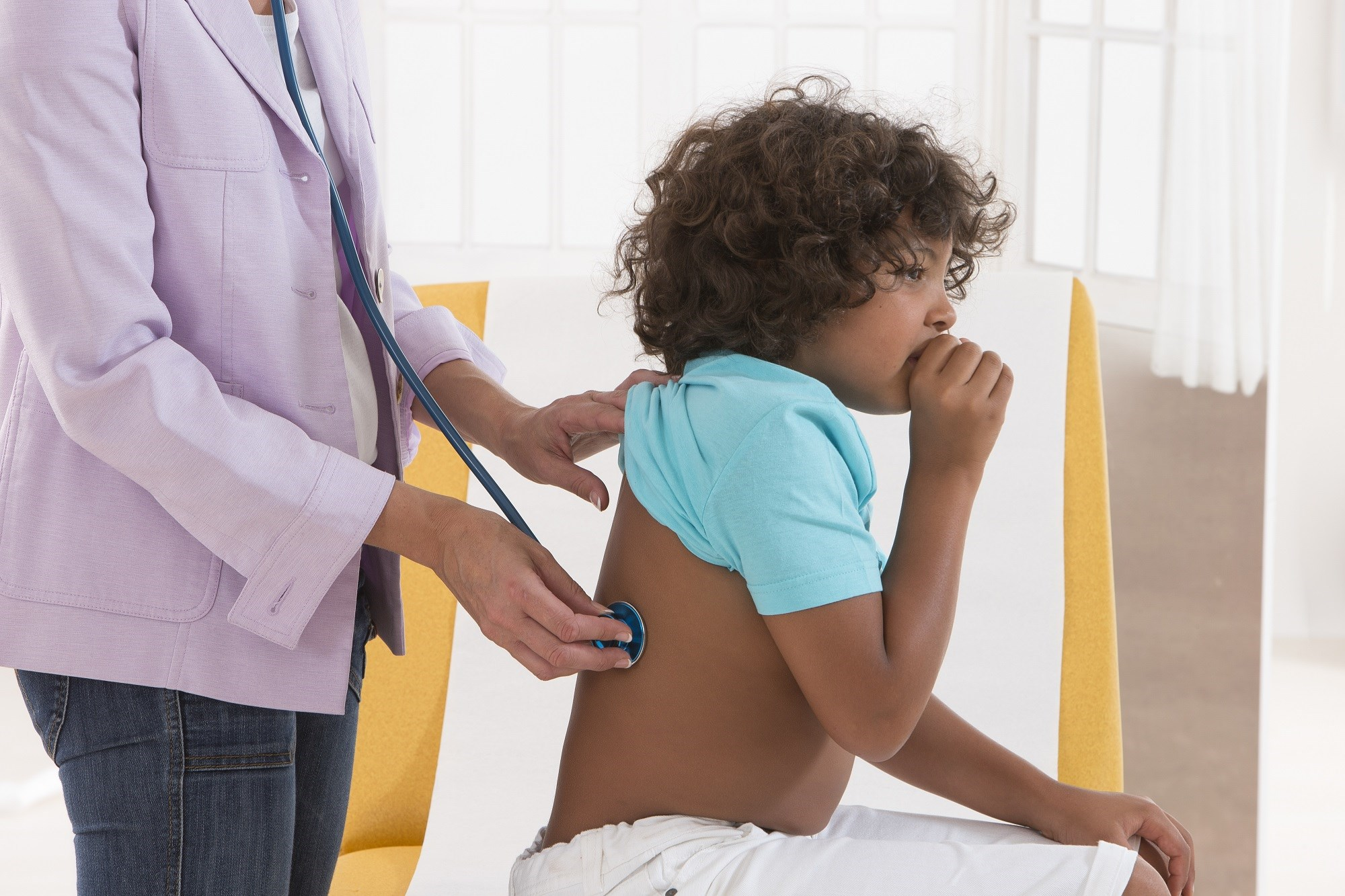 Similar Safety and Efficacy for Rifampin vs Isoniazid in Children, Adolescents