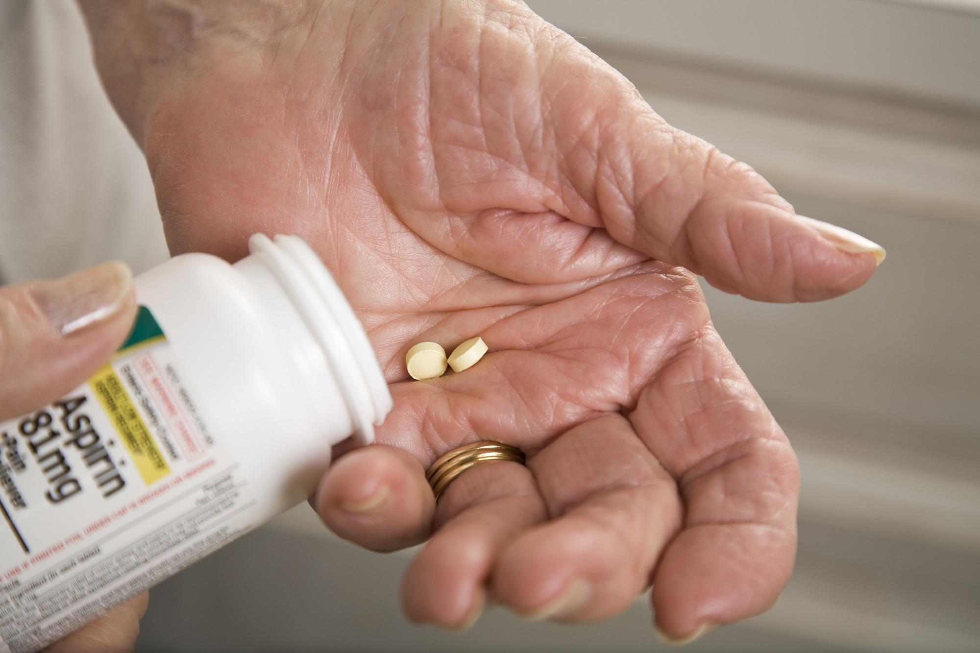 Aspree Trial Aspirin Associated With Higher Mortality
