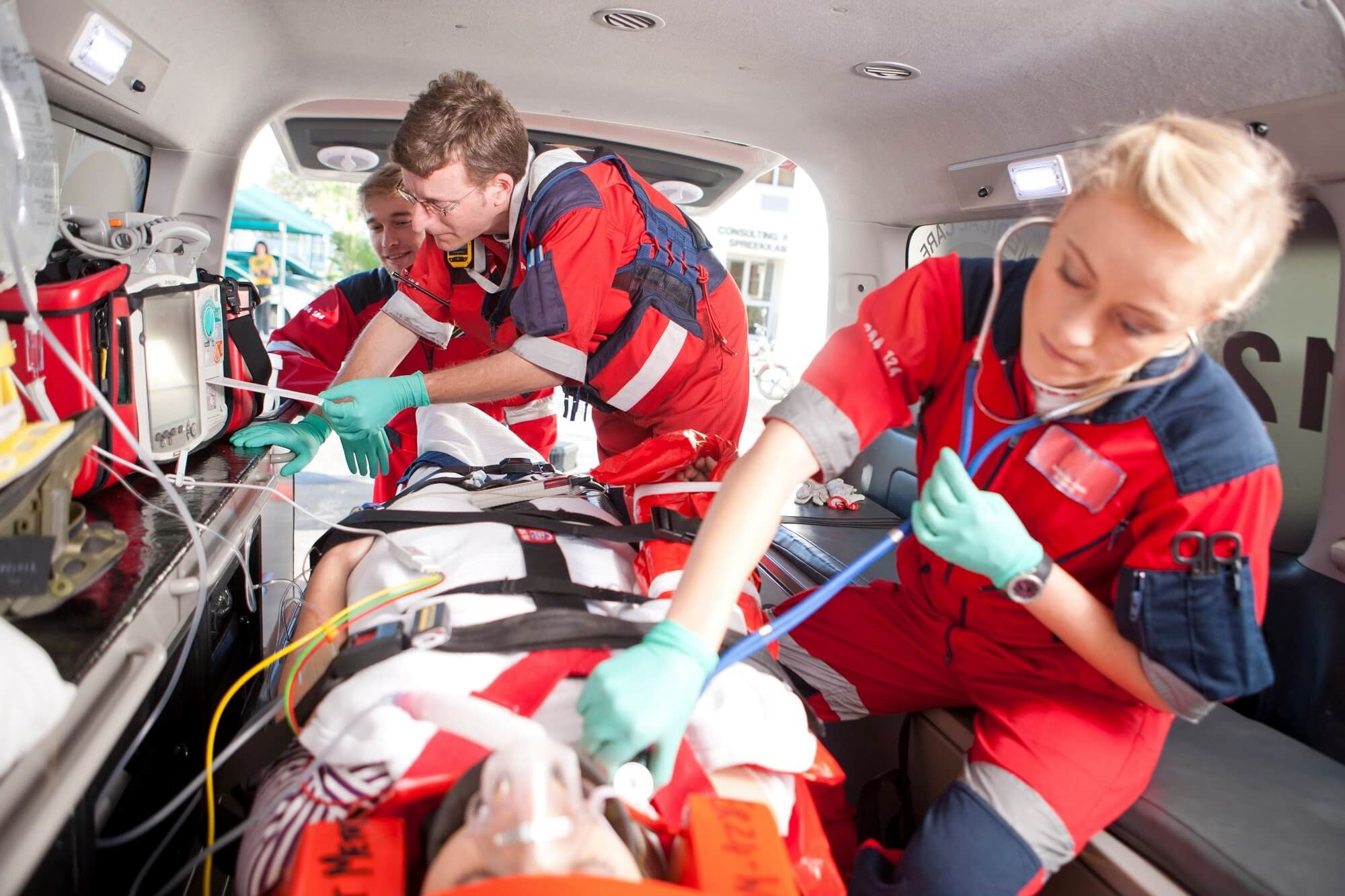 Prehospital Care Lessens Antibiotic Delay in Patients With Sepsis