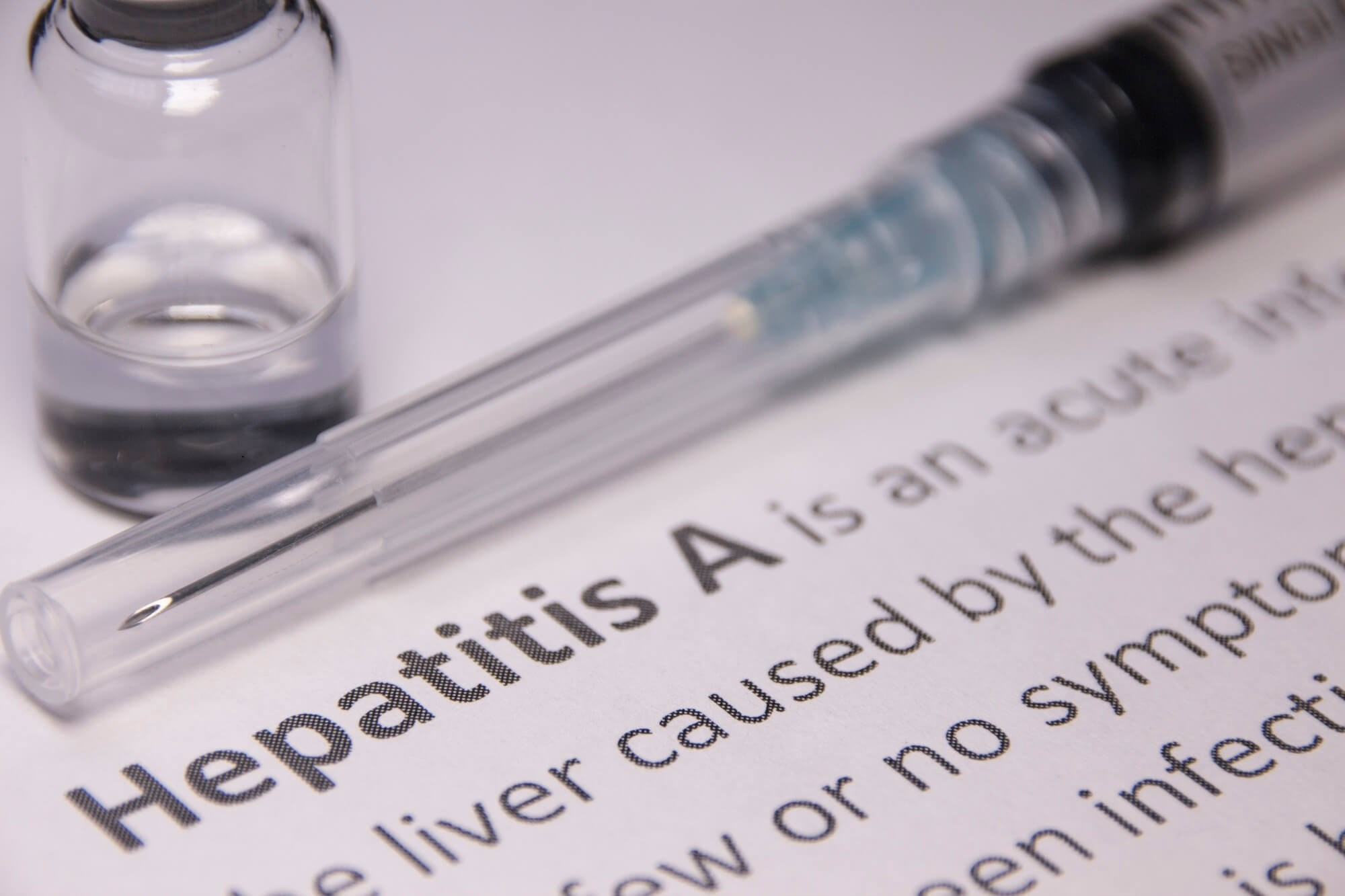 CDC Updates Recommendations for Hepatitis A Vaccination for International Travel