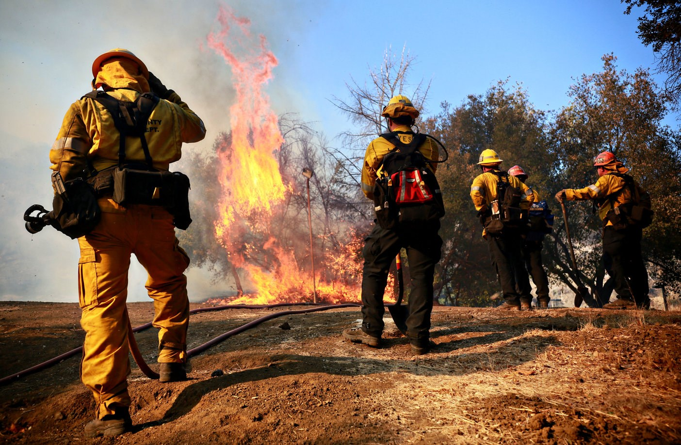 Wildfire Respiratory Protection and Preventing Breathing Problems